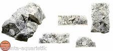 Back to Nature Filter Modul C FX 48x30x17 cm White Limestone grau weiß