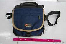 Lowepro Camera Photo Bag Shoulder case Nova MIni Blue