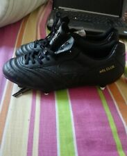 Mizuno MRL club SI black rugby shoes brand new with tags RRP £64