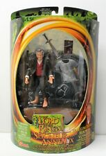Traveling Bilbo action figure GRAND ToyBiz Lord of the Rings Canadian Card NIP