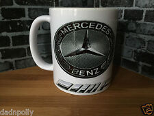 MERCEDES AMG - AMG MERC - CERAMIC MUG - IDEAL GIFT - PERSONALISED IF REQUIRED