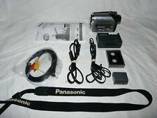 Panasonic PV-GS90 MiniDv Mini Dv Camera Camcorder VCR Player Video Transfer