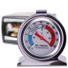 Kühlschrank Gefrierschrank Thermometer Kühlschrank DIAL Typ Edelstahlständer