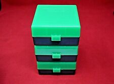 223 / 556 (3 Pack) Ammo Boxes / Storage (Zombie Green Color) Berry'S Mfg 005