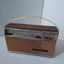 Vintage TSF Transistor émetteur radio Oceanic Triton