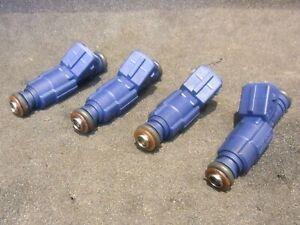 MG. 1.8 litre VVC. Fuel injectors. Set of 4. (MY100580).