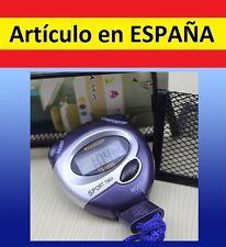 CRONOMETRO DIGITAL reloj Stopwatch timer deportivo temporizador atletismo LCD