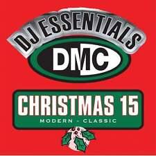 DMC DJ Essentials Christmas Vol 15 - More Fresh And Classic Xmas Cuts CD