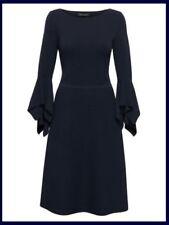 NEW BANANA REPUBLIC NAVY HANKERCHIEF SLEEVE SWEATER DRESS XL TALL