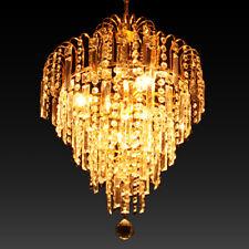 Kronleuchter Antik Deckenleuchte Kristalllampe Lüster Hängelampe Hängeleuchte