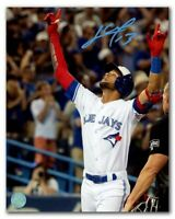 V. GUERRERO JR.  &  L. GURRIEL  JR. ( BLUE JAYS )  - 5x7  SIGNED  PHOTO REPRINTS
