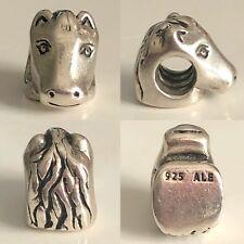 Pandora Encanto de cabeza de caballo ref 790253 925 Ale discontinuado