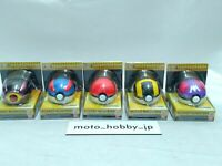 Bandai Pocket Monsters Ball Collection MEWTWO 5 pcs Set Pokemon from Japan F/S