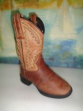 Old West 1936  Cowboy Infant Boots Size 8.5