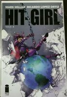 Hit Girl #4 cover A Image Comic 1st Print 2018 unread NM