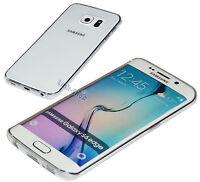 ULTRA Sottile Cover 0.3 Custodia TPU Trasparente per Samsung Galaxy S6 Edge G925