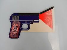 The Bang Gun for Lots of Fun Vintage Dime Store Toy Gun
