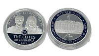 The Elites == RARE = Unique = Joe Biden/Kamala Harris Destroying USA Biden Coin