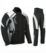 GMA Costume de moto Pour Femmes Veste et Pantalon toutes tailles S à 3XL