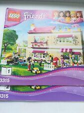 LEGO Friends 3315 -La Villa 100 % complet