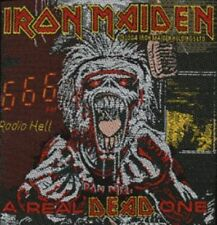 "Iron Maiden "" A real dead one "" Patch/Aufnäher 600873 #"