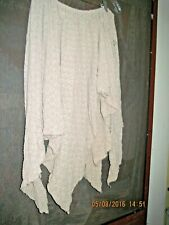 Frilly Frock Handkerchief Fairy Pixie Gypsy Re -enactment Cosplay Skirt Os