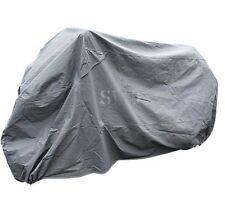 Housses de protection gris taille L pour motocyclette
