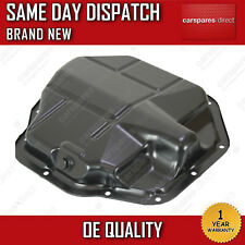 RENAULT LAGUNA MK3 / MEGANE III 2.0 CVT/2.0 16V 2007>ON NEW STEEL OIL SUMP PAN