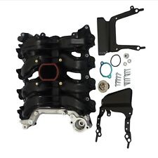 Intake Manifold w/ Gasket Thermostat O-Rings FIT FOR Ford Lincoln Mercury 4.6L