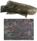 """1/16 RC tank military vehicle model body accessory camouflage netting 11.8""""x7.9"""""""