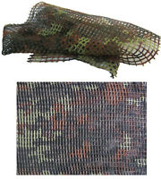 """RC tank military vehicle model accessories upgrade part camouflage net 7.9""""x5.9"""""""