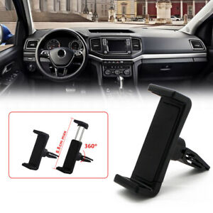 1x Universal 360 Rotating In Car Air Vent Mobile Phone Mount Holder Cradle Stand
