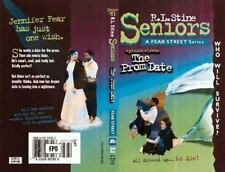 Prom Date (Fear Street Seniors, No. 11)-ExLibrary