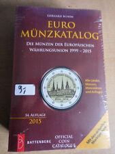 Euro Münzenkatalog 2015 unbenutzt