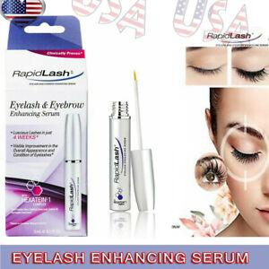 RapidLash Eyelash & Eyebrow Enhancing Serum Enhancer Growth Conditioner 3ml New