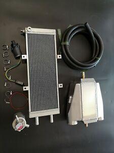 Air to Liquid Heat Exchanger Air to Water Intercooler kit 600hp