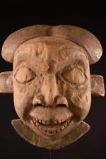 4382 ANTIGUO Bamileke Casco Máscara CAMERÚN AFRICA/África