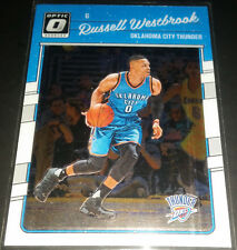 Russell Westbrook 2016-17 Panini Donruss Optic Base Card (no.145)