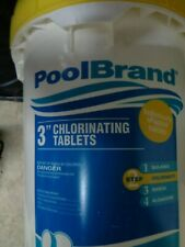 3 in chlorinating tablets