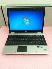 "HP EliteBook 8440p 14"" Intel i7@2.8GHz, 4GB RAM, 250GB HDD, Win 7/LP2049"