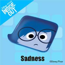 Disney Inside Out Sadness Ceramic Plate 30 years of Pixar 2017 Hong Kong 7-11