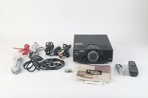 Epson PowerLite ELP-5500 LCD Conference Room Projector W/ Case, and Cables