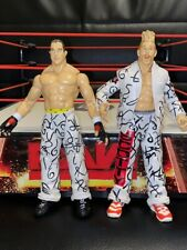 Too Cool Scotty Too Hotty and Grandmaster Sexay Jakks Wrestling Figures RARE