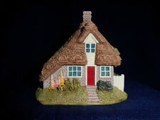 Lilliput Lane Two Hoots 699 Old Alresford Hampshire with box and deeds