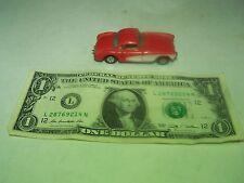 Yatming Vintage Red '57 Corvette #1079