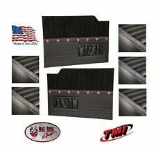 Sport XR Flat Door Panels w/ Pockets For 1953 - 1955 Ford Truck's