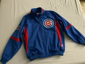 Chicago Cubs Team Issued Jacket XL Worn by Lester Strode