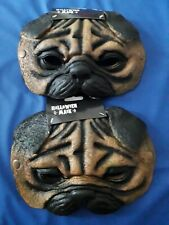 2X HALLOWEEN PARTY SCARY DOG MASKS FANCY DRESS PARTY COSTUME ACCESSORIES