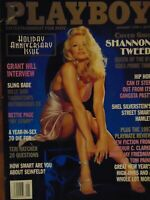 Playboy January 1998 | Shannon Tweed Heather Sent  #7608