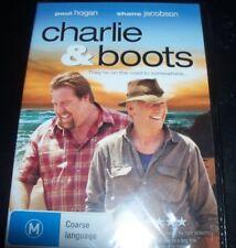 Charlie & Boots (Paul Hogan Shane Jacobson (Australia Region 4) DVD – New